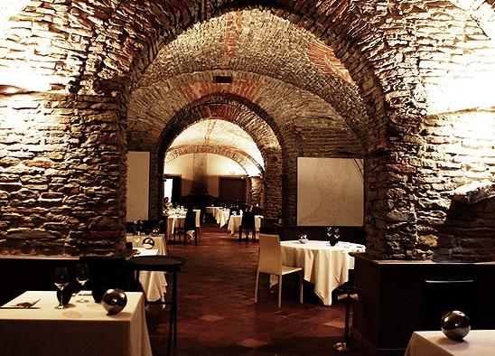 Relais San Maurizio restaurant Guido