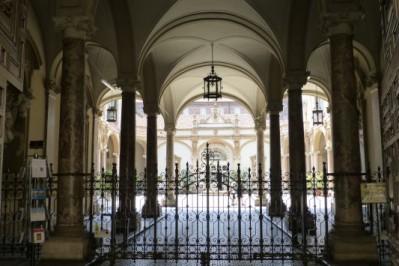 turijn binnenplein consiglio regionale di piemonte 2