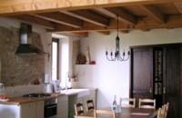 Casa Torresina vide-keuken