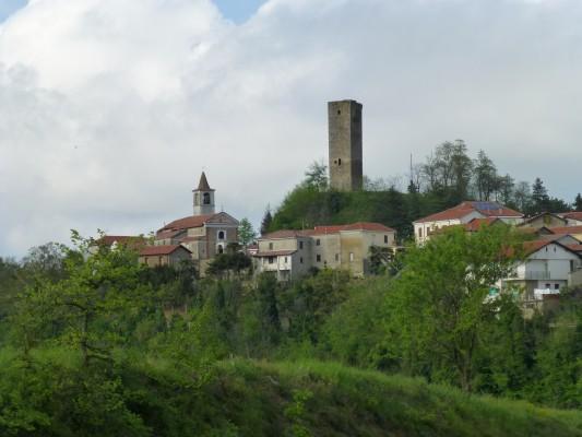 middeleeuwse toren