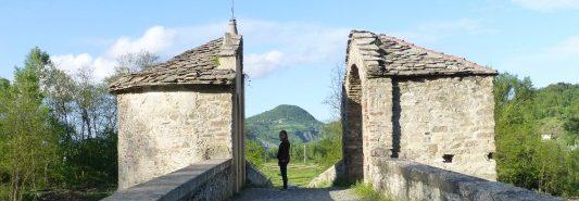 brug bij Spigno Monferrato