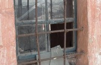 LCV raam buiten balkon