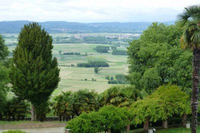 Castello Massino uitzicht