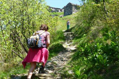 Piedicavallo wandeling