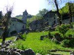 Piedicavallo wandeling dorpje