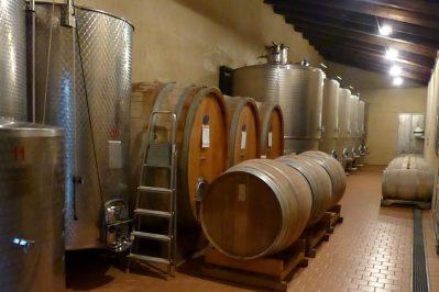 wijnvaten Penna Langhe