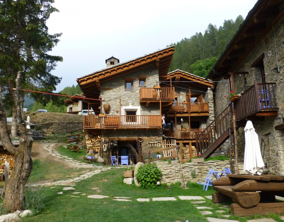 B&B Al Brieis Marmora
