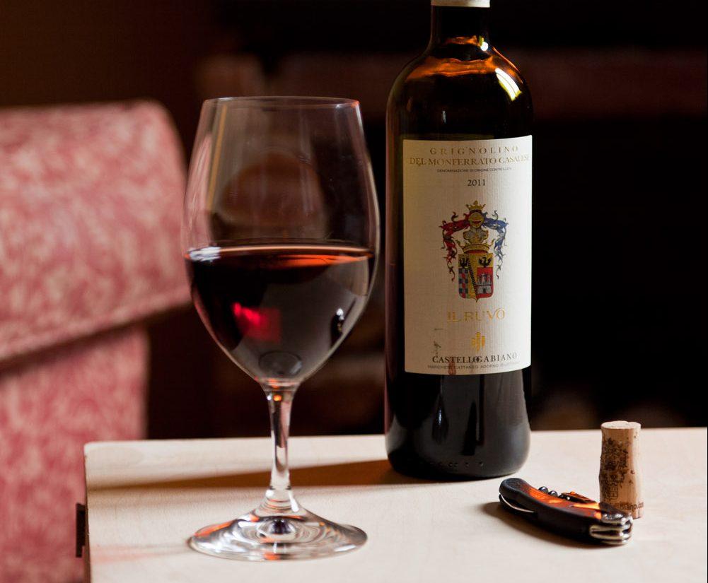 Gabiano_wine tasting