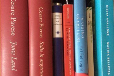 literatuur in Piemonte