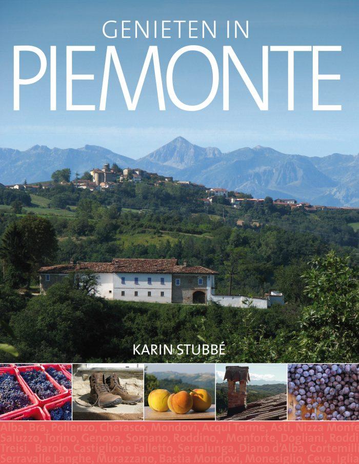 Genieten Piemonte voorplaat